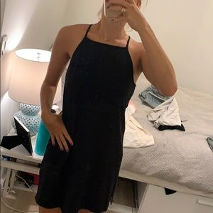 Theory cotton comfy casual dress